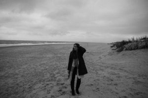 Norderney with Julia