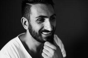 Actor Mustafa Alin